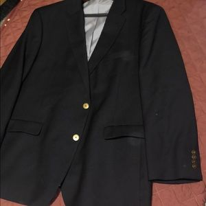 Used suit blazer by tommy size R46